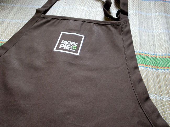 Pacific Pie Co Apron